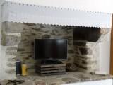 Televisore schermo piatto e lettore DVD